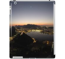 Rio Sunset  iPad Case/Skin