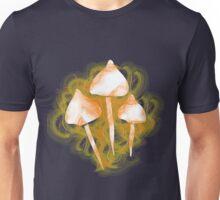 Shrooms. Magic Mushrooms Unisex T-Shirt