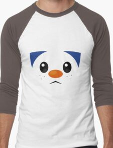 Pokemon - Oshawott / Mijumaru Men's Baseball ¾ T-Shirt