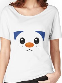 Pokemon - Oshawott / Mijumaru Women's Relaxed Fit T-Shirt
