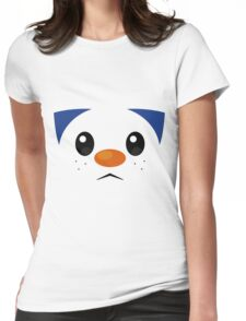 Pokemon - Oshawott / Mijumaru Womens Fitted T-Shirt