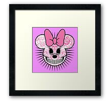 Minnie. Framed Print