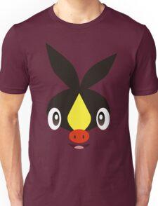 Pokemon - Tepig / Pokabu Unisex T-Shirt