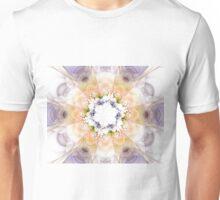 subtle pastel flower Unisex T-Shirt