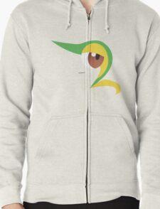 Pokemon - Snivy / Tsutarja Zipped Hoodie