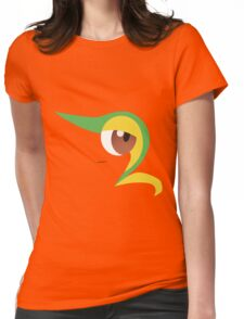 Pokemon - Snivy / Tsutarja Womens Fitted T-Shirt