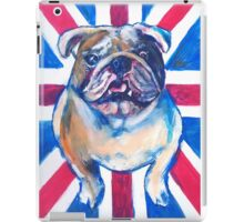 British Bulldog iPad Case/Skin