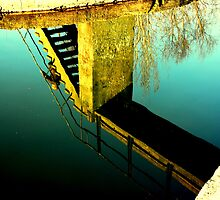 """""""CANAL REFLECTIONS"""" by snapitnc"""