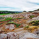 Drumheller Hoodoo Trail by Laurast