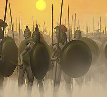 battle plain by Joe Rice