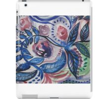Colourful Swirls iPad Case/Skin