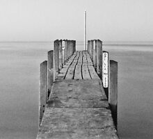 Quindalup Jetty by mmphotographics