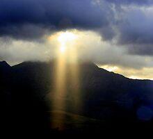Sunrise in Somerset West ... by Pieta Pieterse