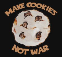 Make cookies not war One Piece - Short Sleeve