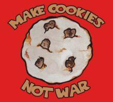 Make cookies not war One Piece - Short Sleeve