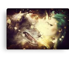 Within Us Canvas Print