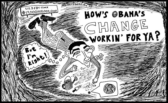 President Obama Economies of FAIL by bubbleicious