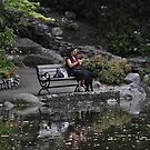 lithia park by Jeannie Peters