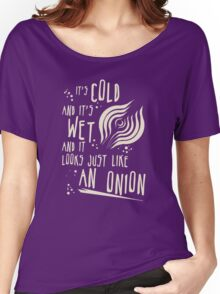 This Is Jinsy - Looks Just Like An Onion Women's Relaxed Fit T-Shirt