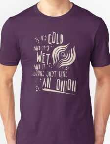 This Is Jinsy - Looks Just Like An Onion T-Shirt