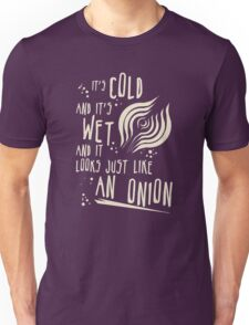 This Is Jinsy - Looks Just Like An Onion Unisex T-Shirt