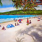 Noosa Beach  May 2011 by gillsart