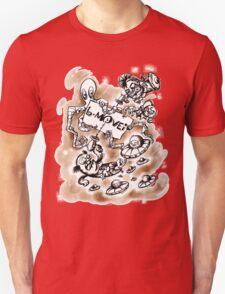 B Movie Comics Style v1 T-Shirt