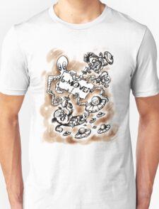 B Movie Comics Style v1 Unisex T-Shirt