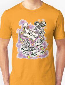B Movie Comics Style v2 T-Shirt