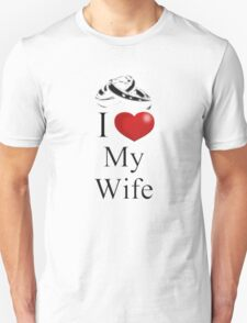 I Heart My Wife T-Shirt