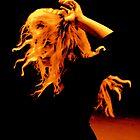 Burnin' on the dance floor by Alan Mattison