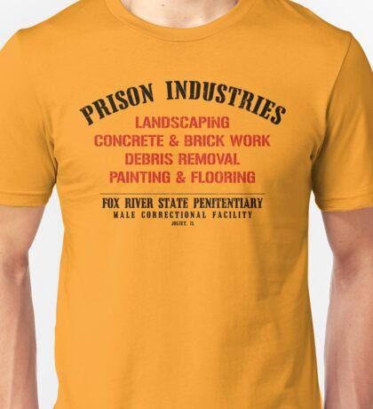 Prison Industries Unisex T-Shirt