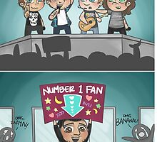1D's Biggest Fan by cyrilliart