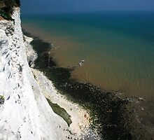 Clifftop View by John Gaffen