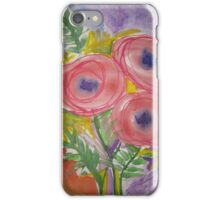 A bunch of flowers 2 iPhone Case/Skin