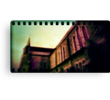 Cathedrale  Canvas Print