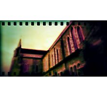 Cathedrale  Photographic Print