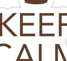 Keep Calm and Drink a Guinness Sticker