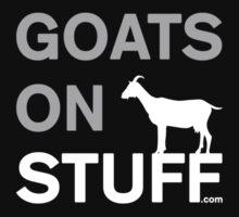 GoatsOnStuff by goatsonstuff