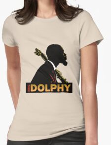 Eric Dolphy T-Shirt Womens Fitted T-Shirt