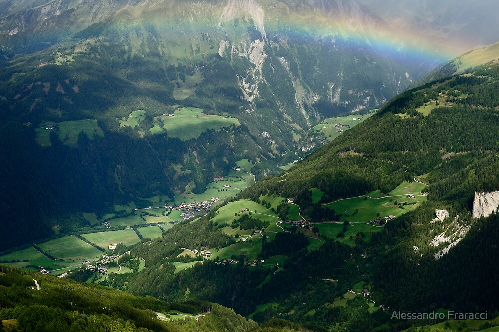 Austrian Rainbow by Alessandro Fraracci