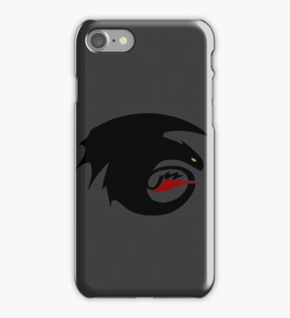 How To Train Your Dragon Toothless iPhone Case/Skin