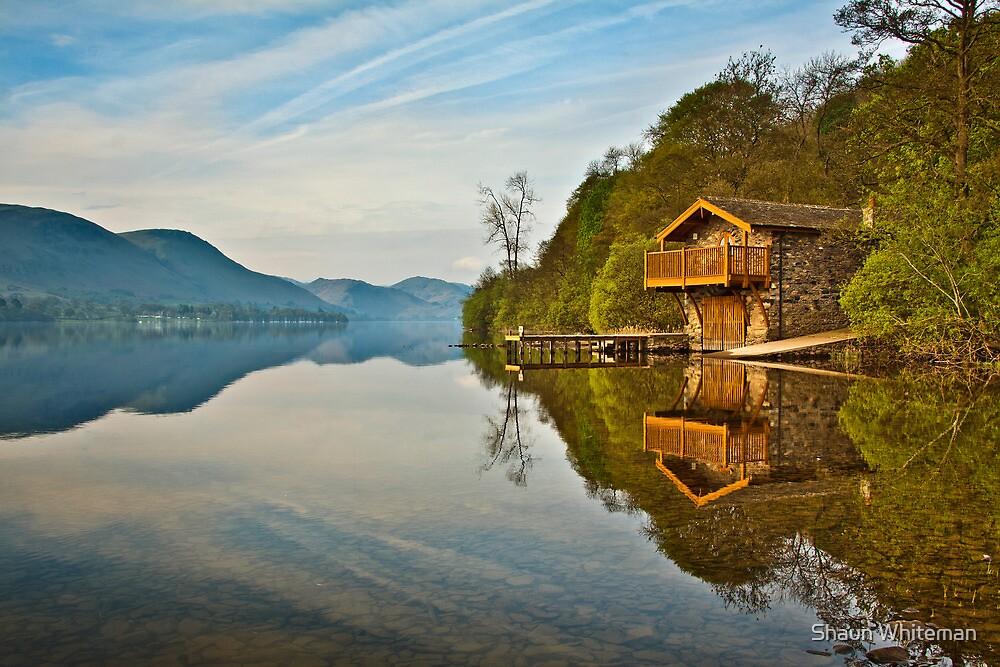 Calm morning at Ullswater by Shaun Whiteman