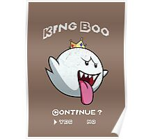 King Boo Poster