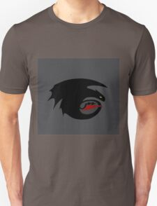 How To Train Your Dragon Toothless Unisex T-Shirt