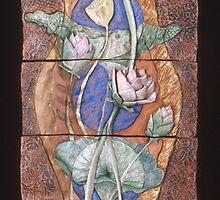 Lotus II: body energetics by Mona Shiber