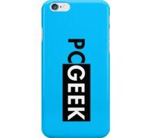 Pc Geek iPhone Case/Skin