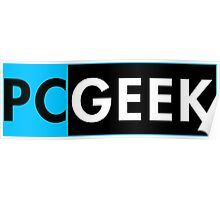 Pc Geek Poster