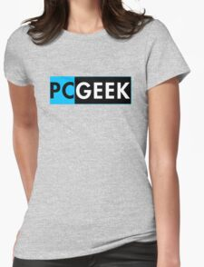 Pc Geek Womens Fitted T-Shirt