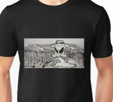 Crop circles by WRTISTIK Unisex T-Shirt